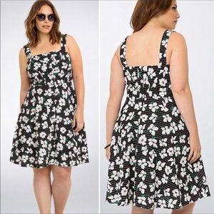 Torrid Skater Dress. Size. 24.